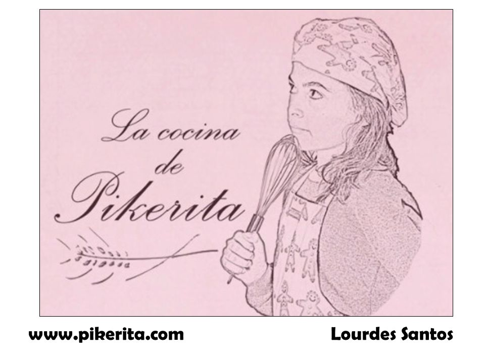 www.pikerita.com Lourdes Santos
