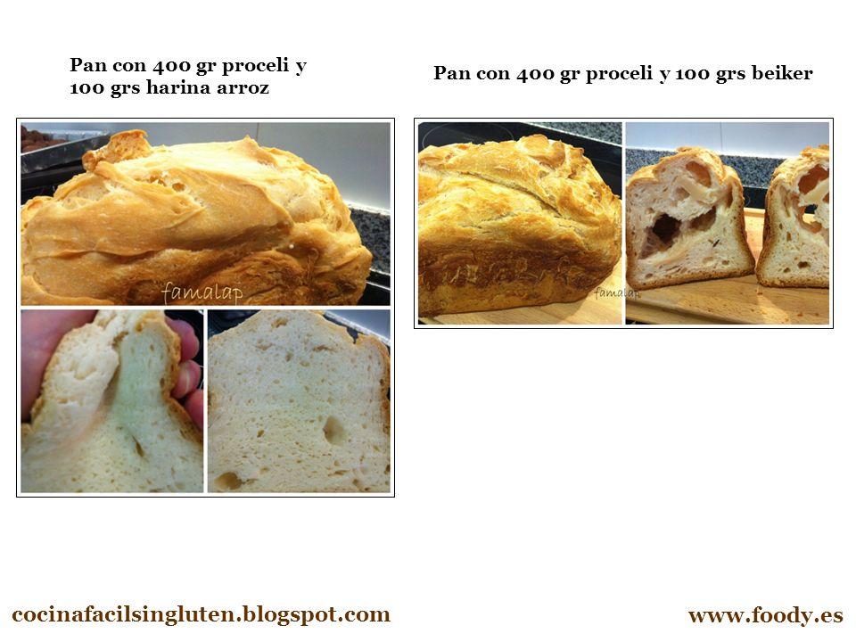 cocinafacilsingluten.blogspot.com www.foody.es