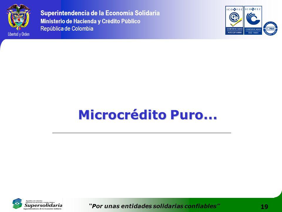 Microcrédito Puro...