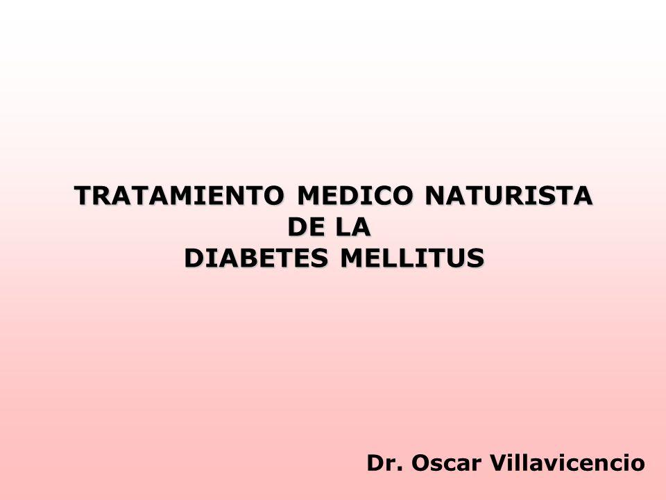 TRATAMIENTO MEDICO NATURISTA