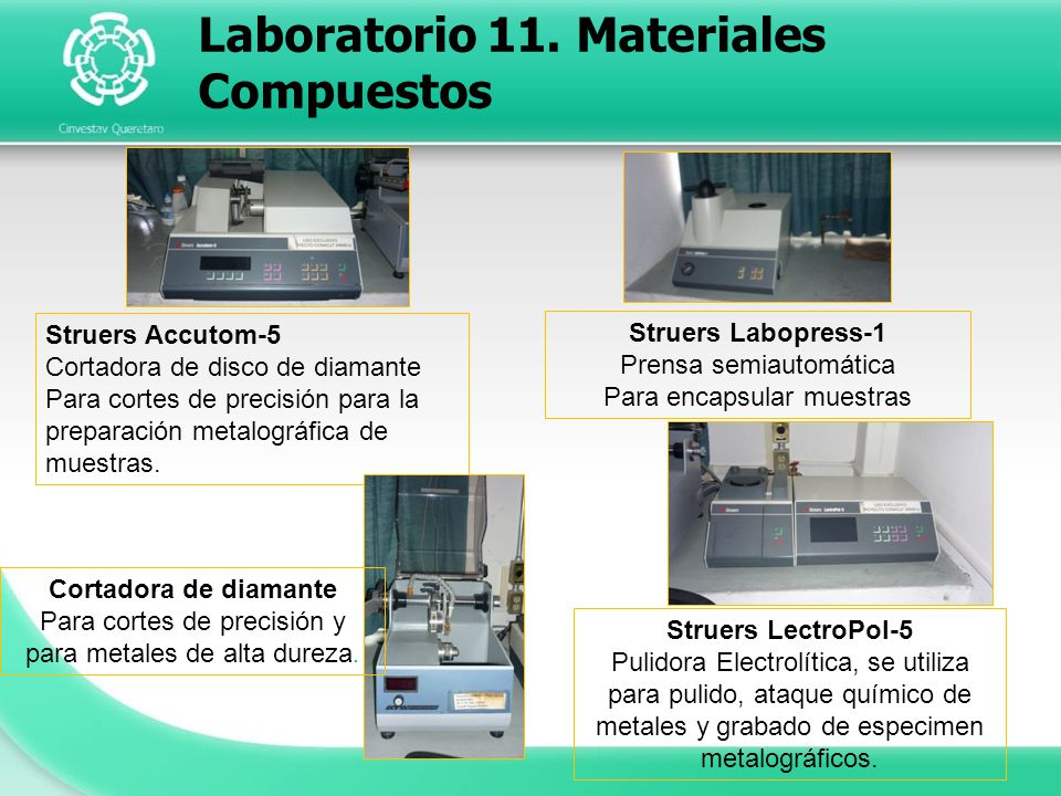 Laboratorio 11. Materiales Compuestos