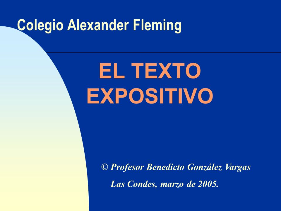 Colegio Alexander Fleming