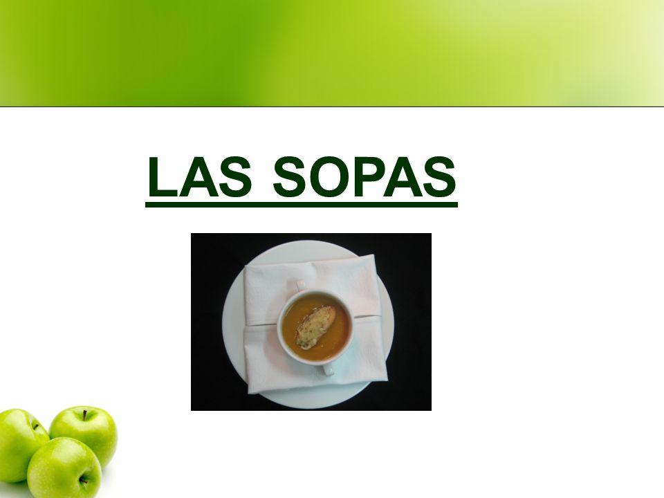 LAS SOPAS