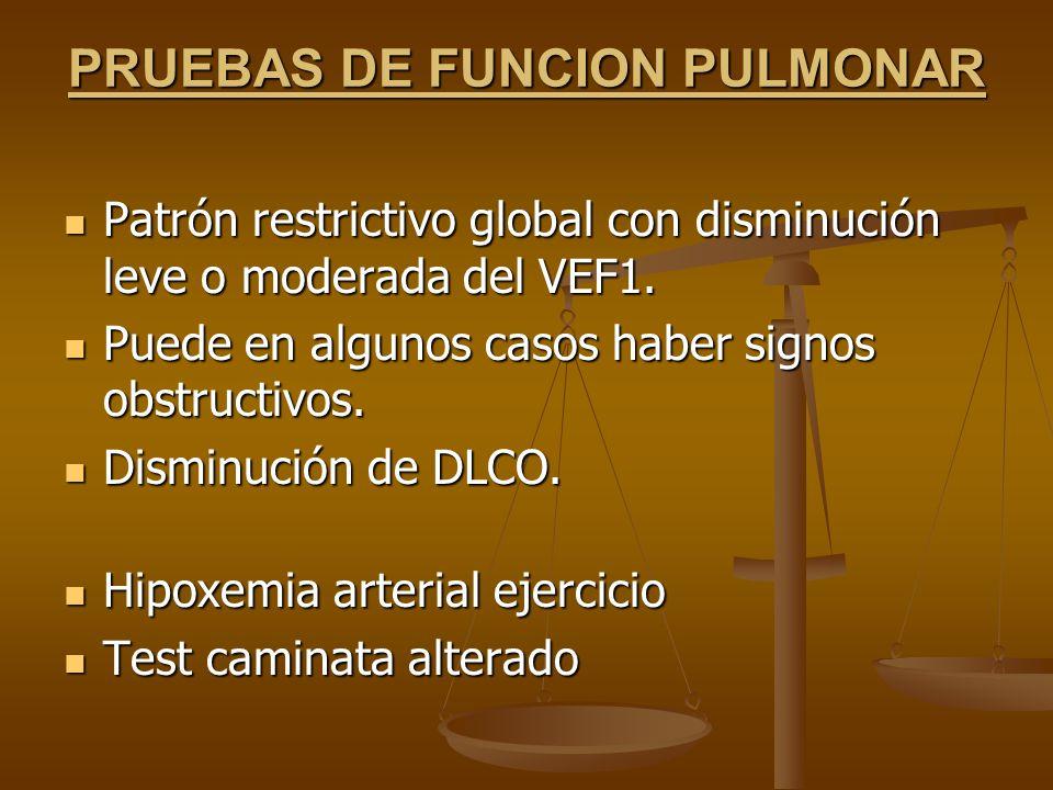 PRUEBAS DE FUNCION PULMONAR