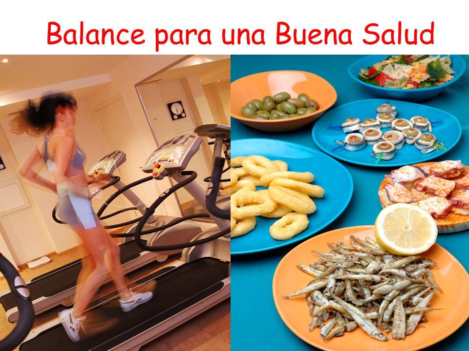 Balance para una Buena Salud