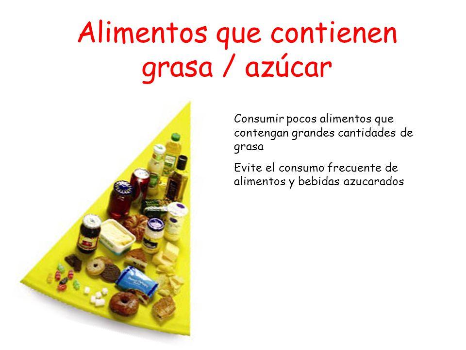 Alimentos que contienen