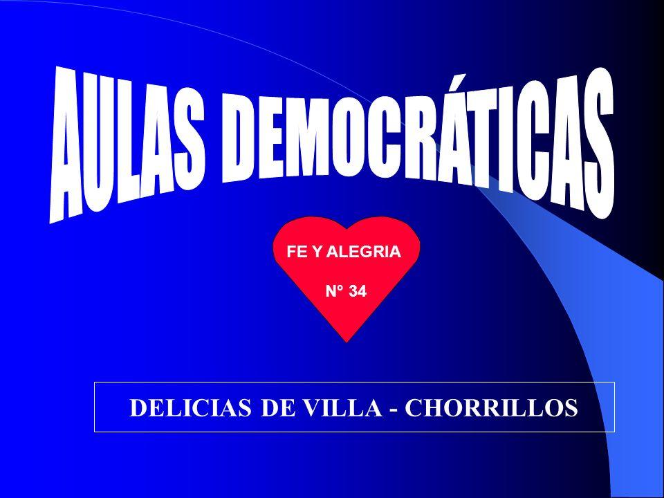 DELICIAS DE VILLA - CHORRILLOS