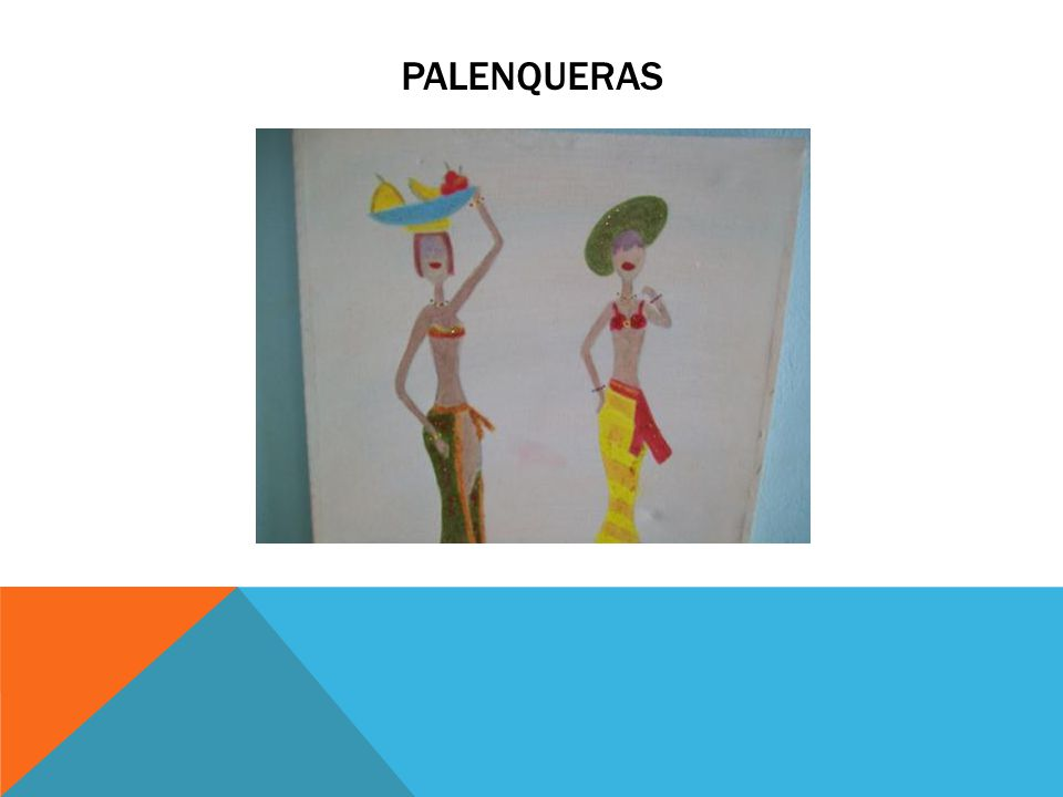 palenqueras
