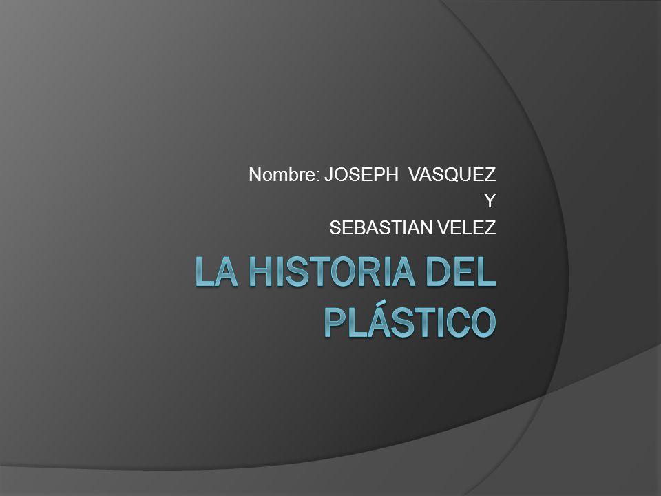 La historia del plástico