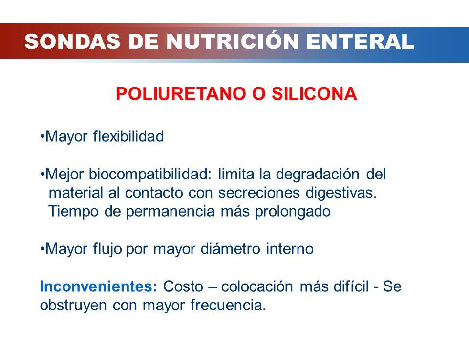 Soporte nutricional pediatrico ppt video online descargar - Silicona de poliuretano ...