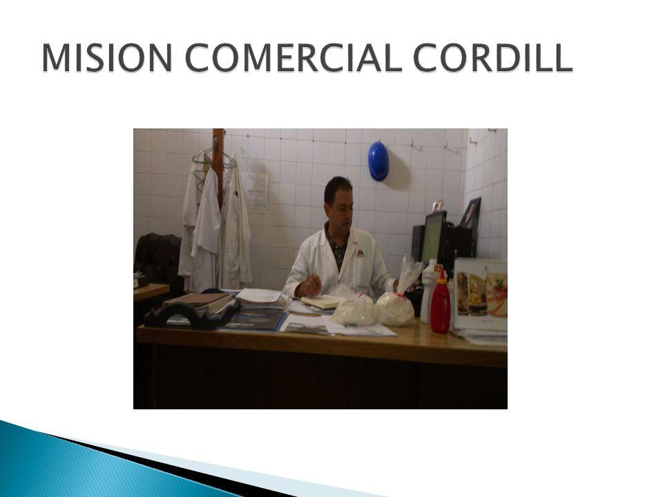 MISION COMERCIAL CORDILL