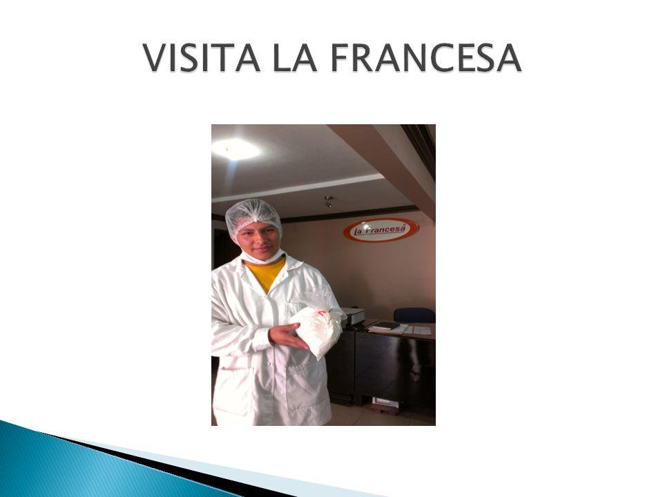 VISITA LA FRANCESA