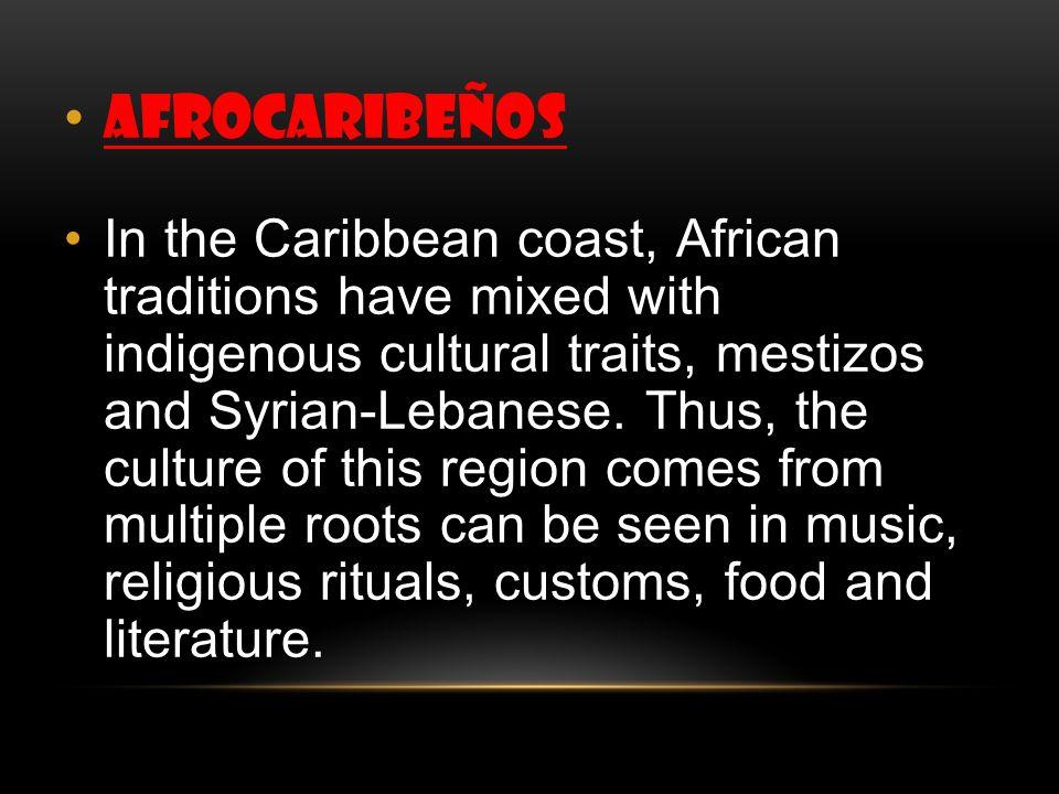 AFROCARIBEÑOS