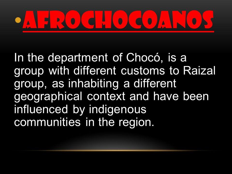 AFROCHOCOANOS