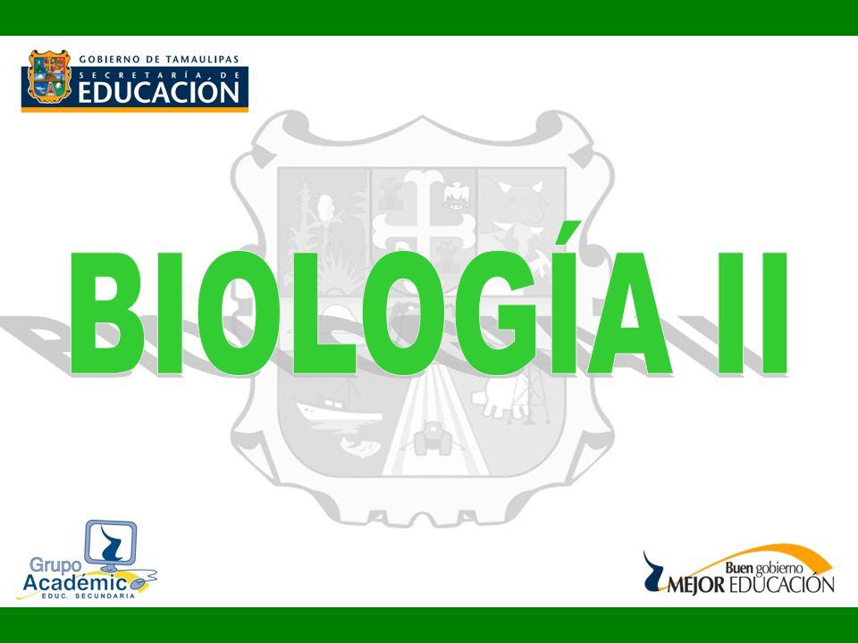 BIOLOGÍA II