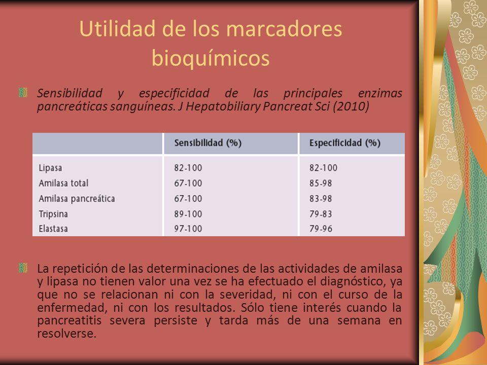 Utilidad de los marcadores bioquímicos