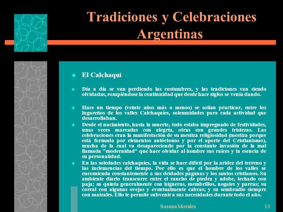 Tradiciones y Celebraciones Argentinas