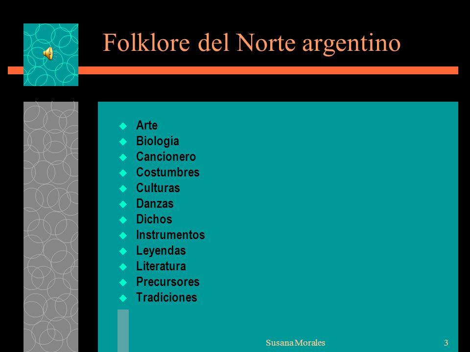 Folklore del Norte argentino