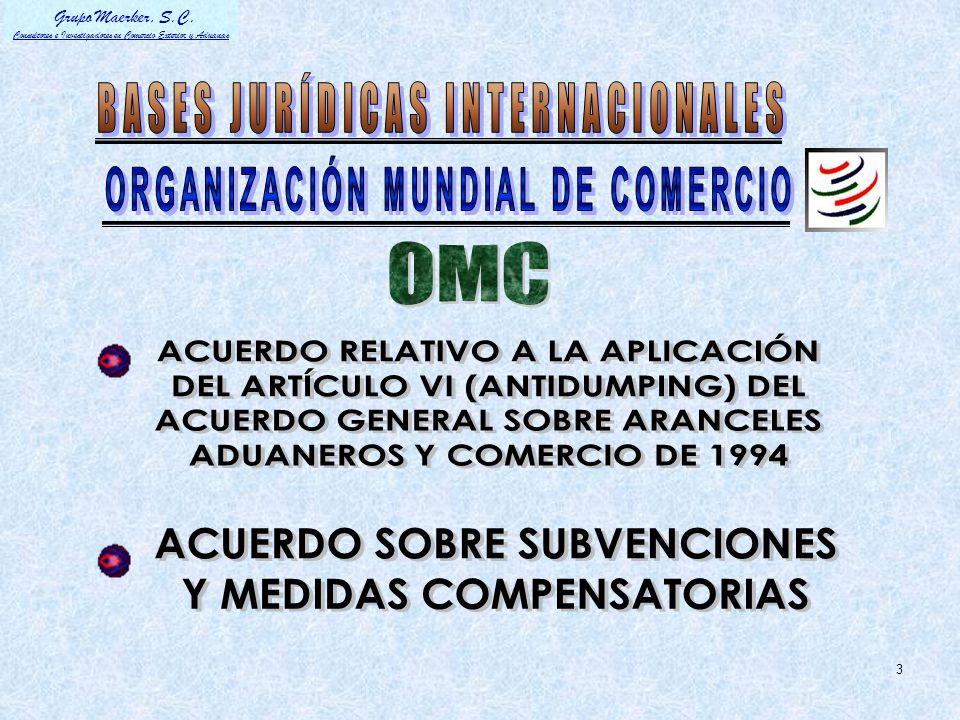 BASES JURÍDICAS INTERNACIONALES