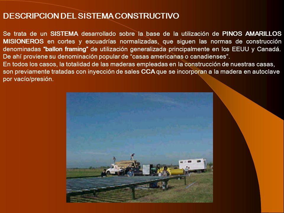 DESCRIPCION DEL SISTEMA CONSTRUCTIVO