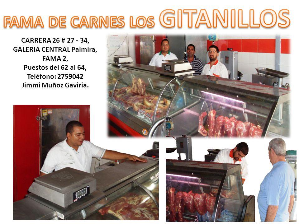 CARRERA 26 # 27 - 34, GALERIA CENTRAL Palmira, FAMA 2,