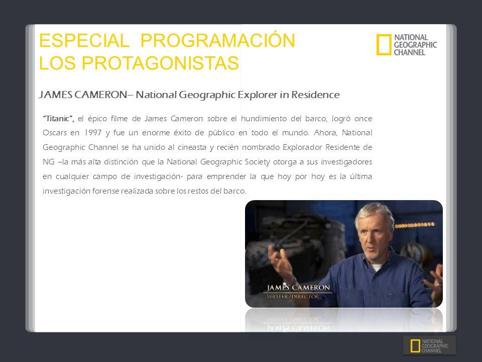 ESPECIAL PROGRAMACIÓN LOS PROTAGONISTAS