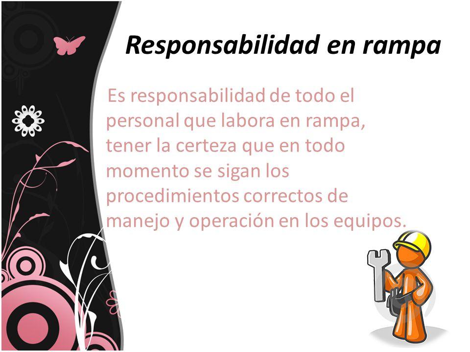 Responsabilidad en rampa