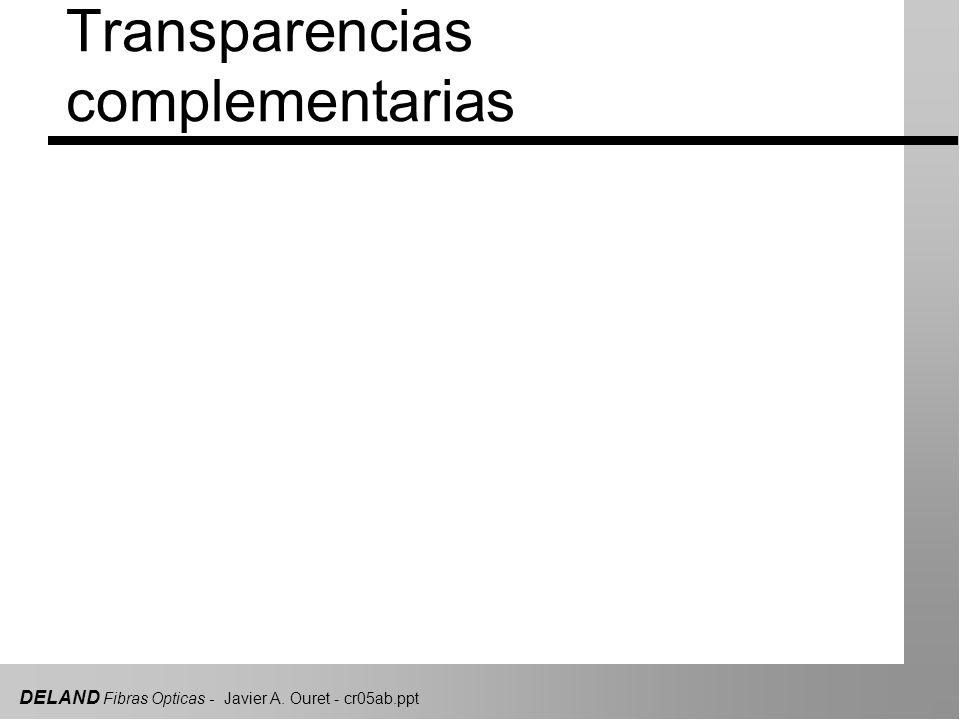 Transparencias complementarias