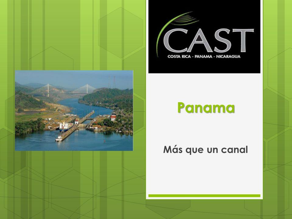 Panama Más que un canal