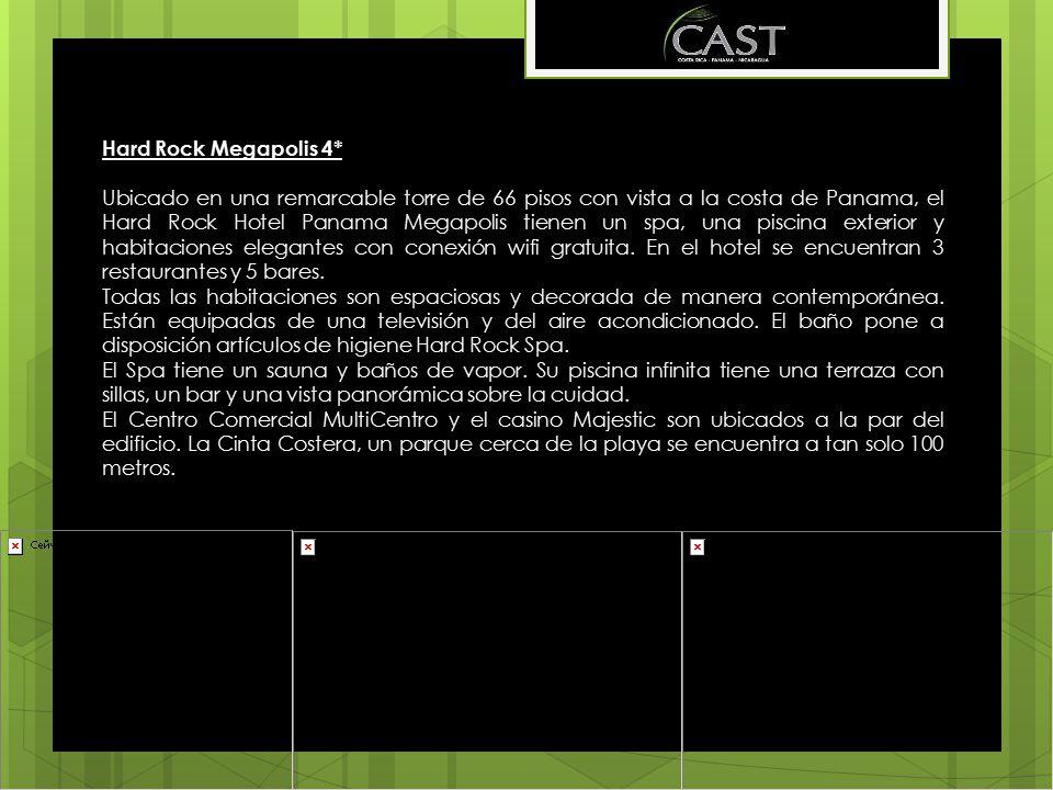 Hard Rock Megapolis 4*