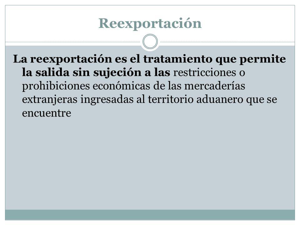 Reexportación