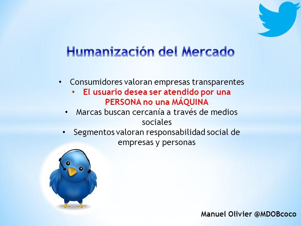 Humanización del Mercado