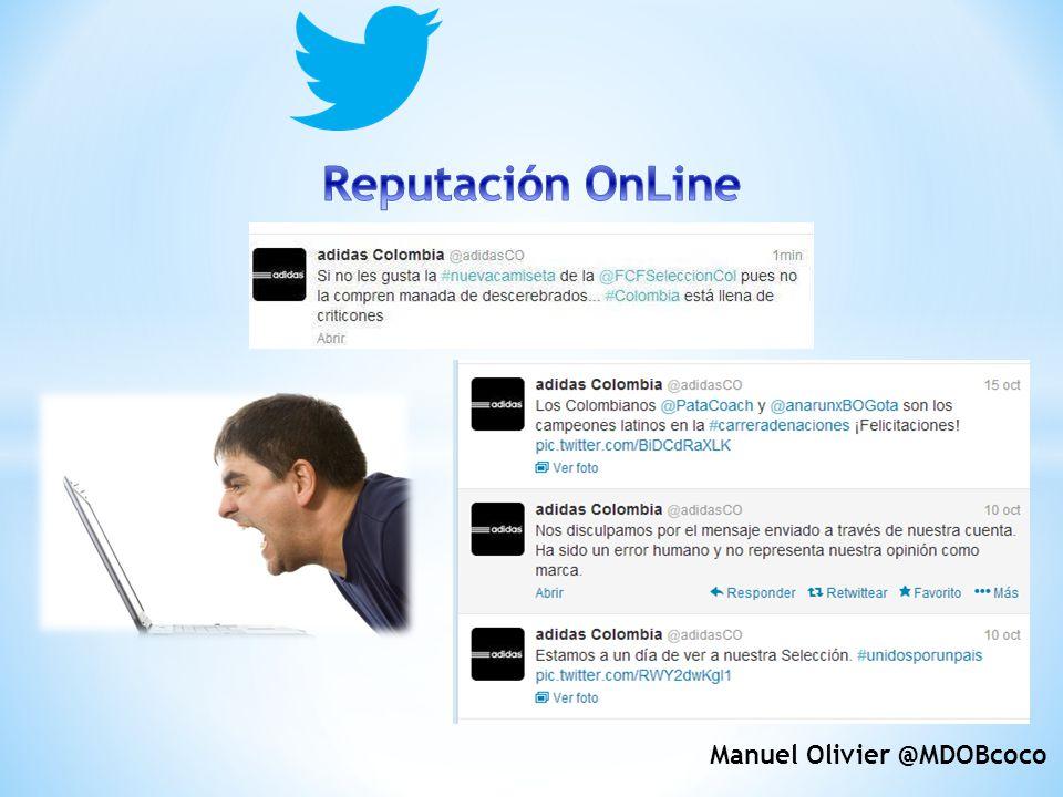 Manuel Olivier @MDOBcoco