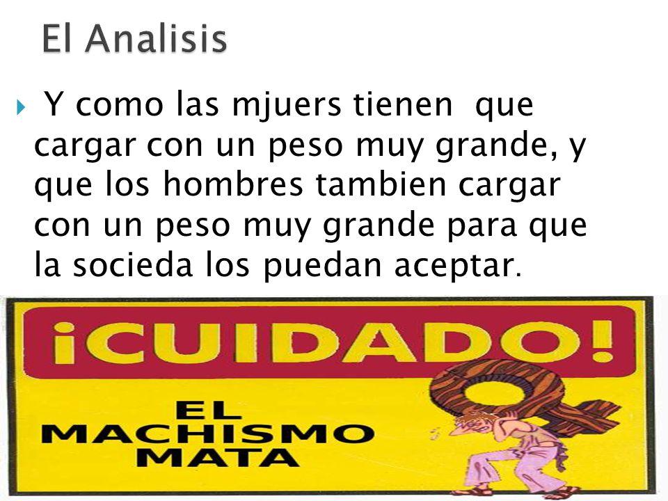 El Analisis