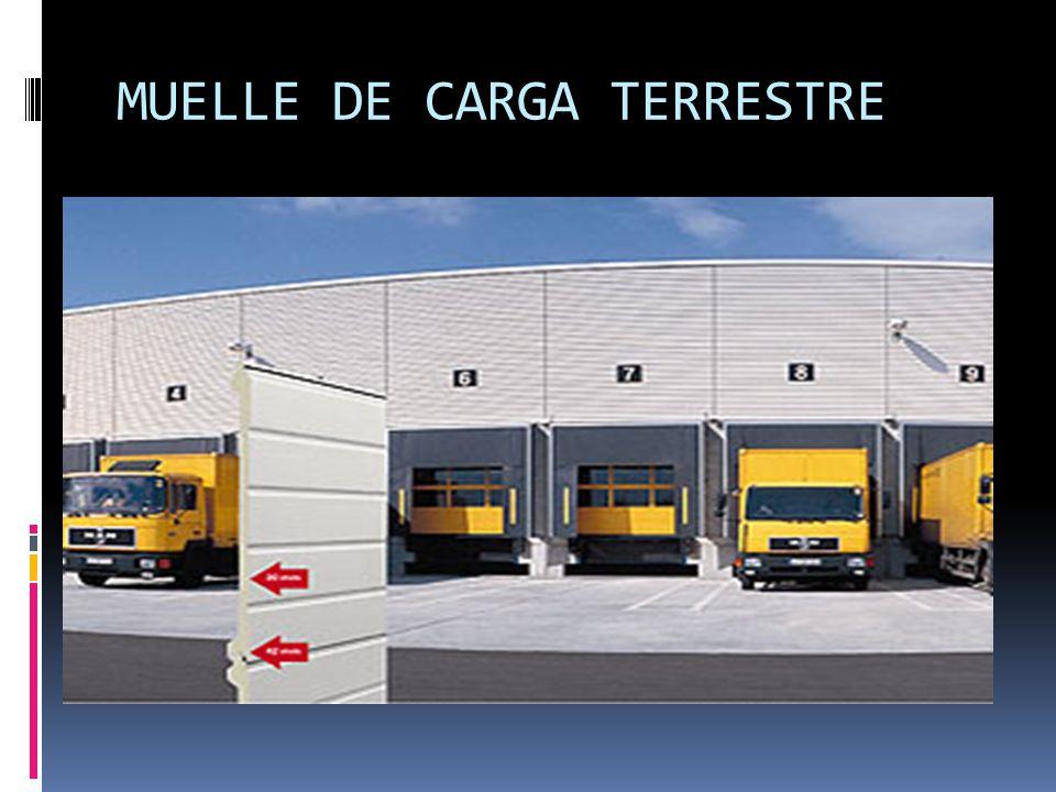 MUELLE DE CARGA TERRESTRE