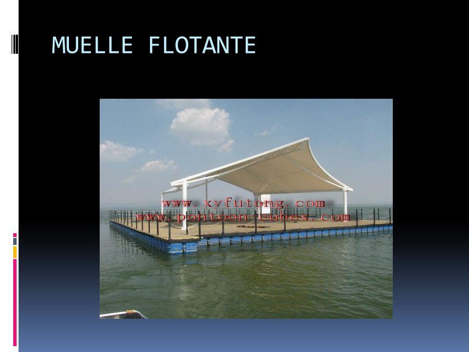 MUELLE FLOTANTE