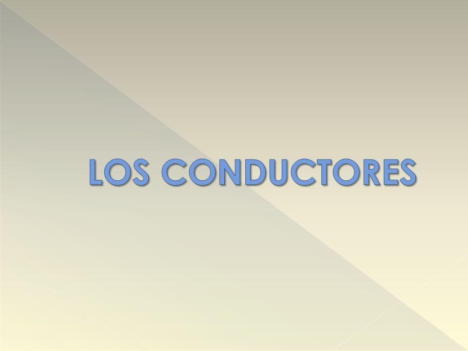LOS CONDUCTORES