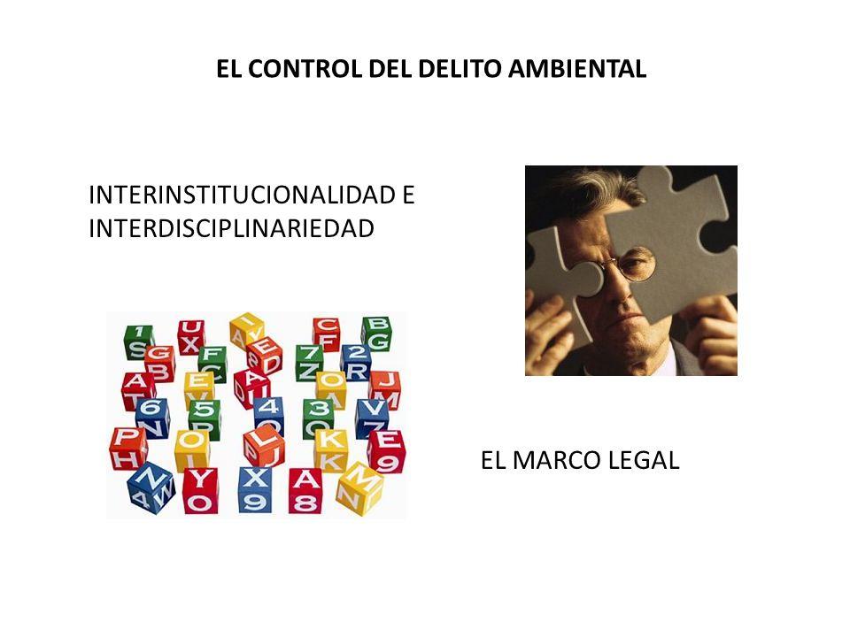 EL CONTROL DEL DELITO AMBIENTAL