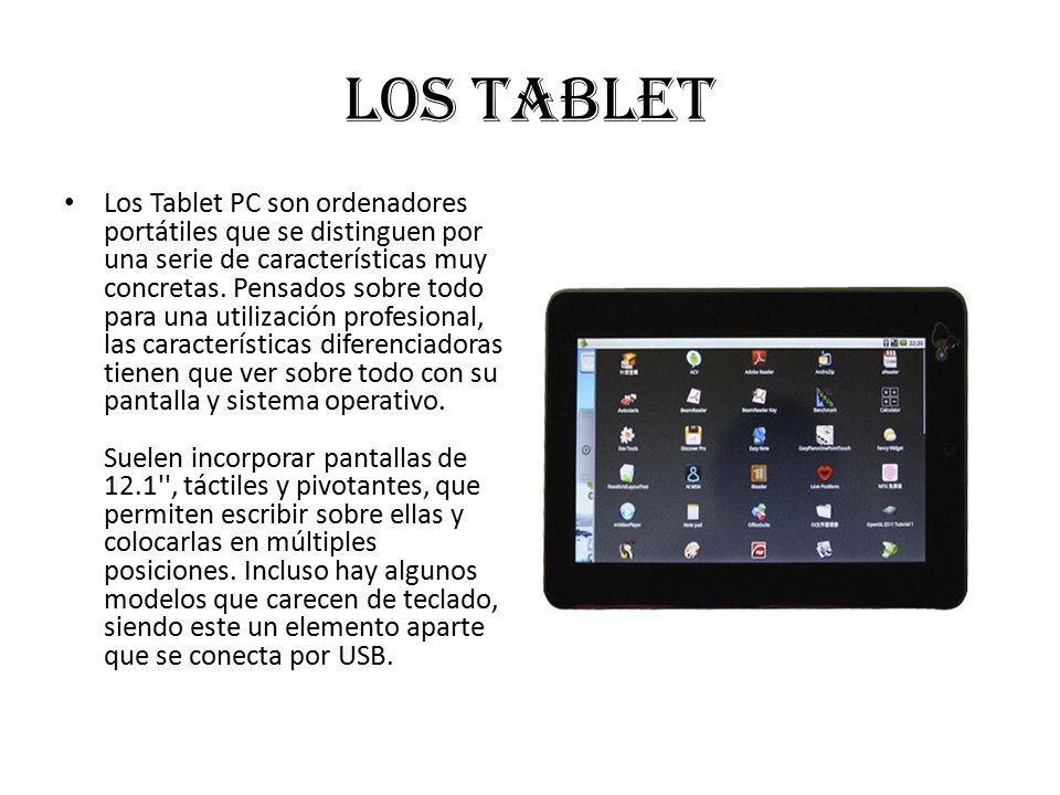 Los tablet