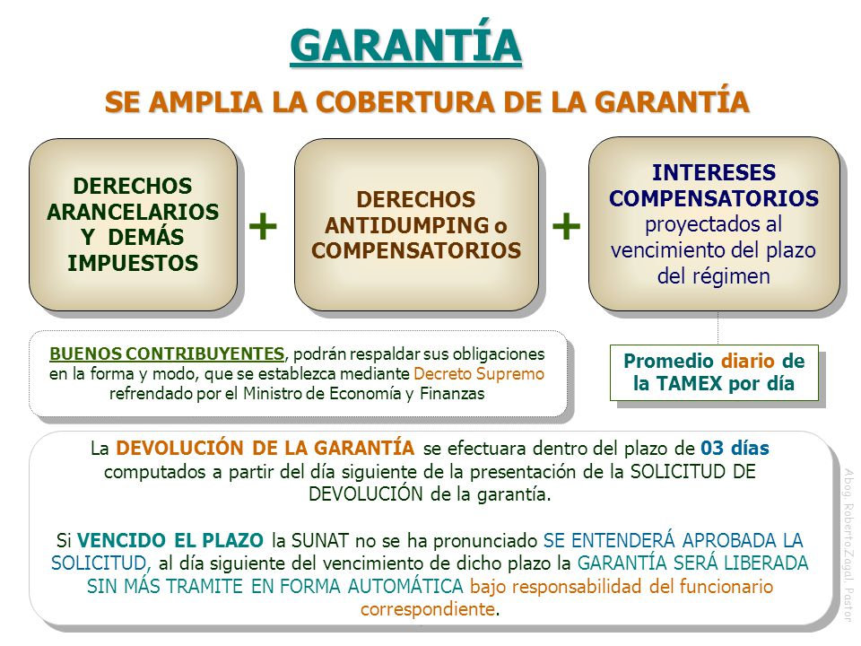 GARANTÍA + + SE AMPLIA LA COBERTURA DE LA GARANTÍA