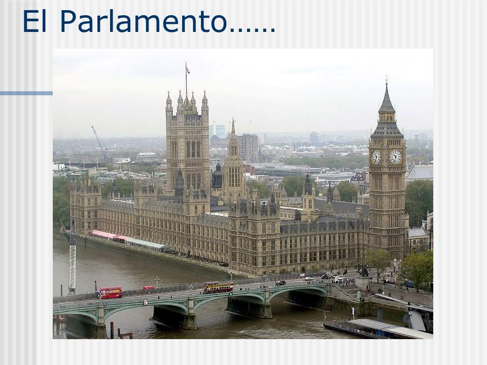El Parlamento……