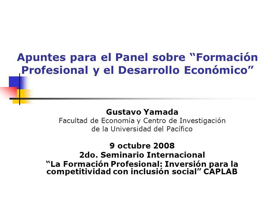 2do. Seminario Internacional