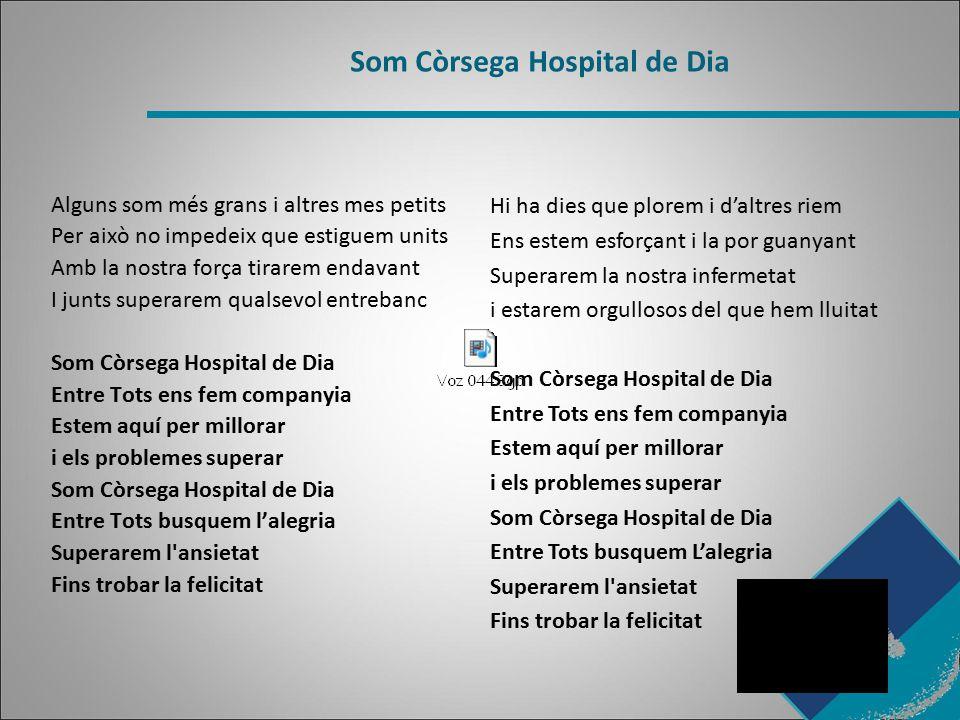 Som Còrsega Hospital de Dia