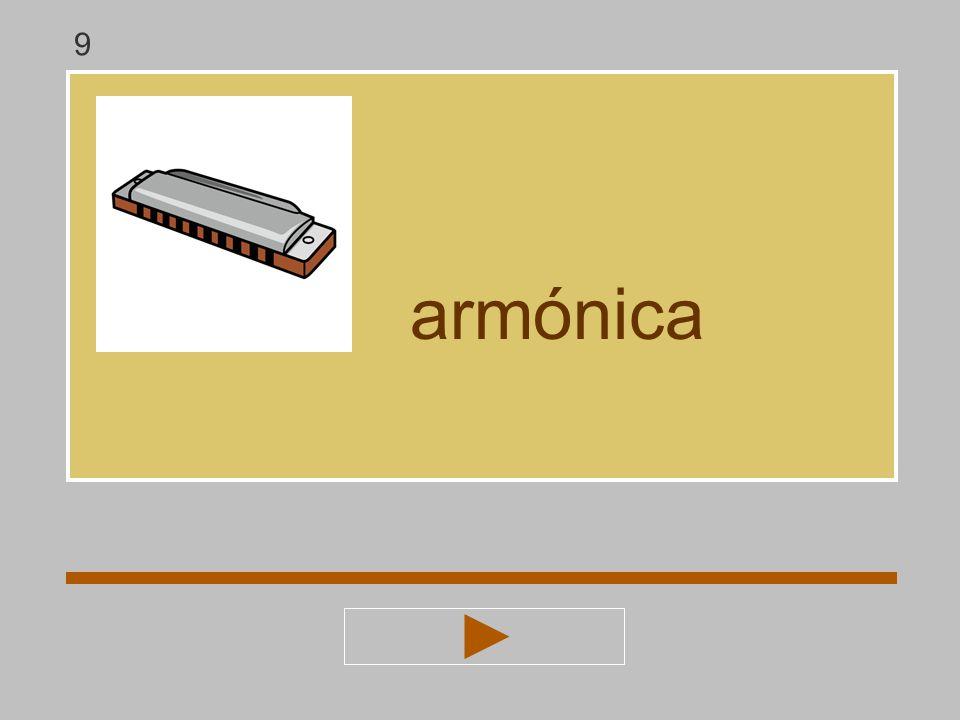 9 armónica