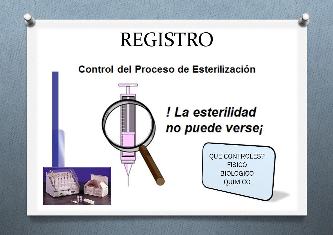 REGISTRO QUE CONTROLES FISICO BIOLOGICO QUIMICO