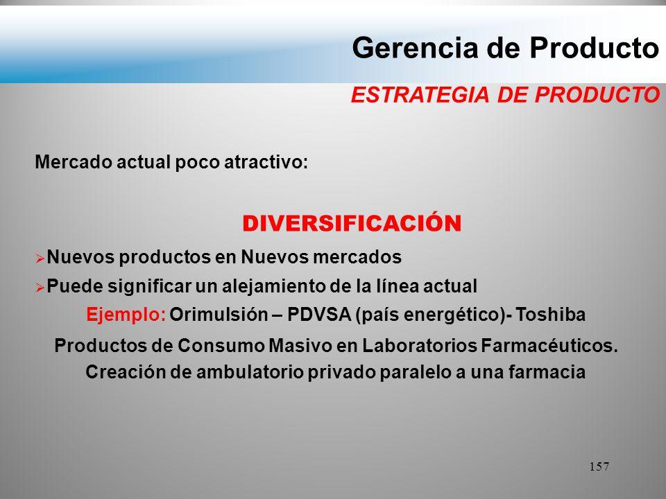 Ejemplo: Orimulsión – PDVSA (país energético)- Toshiba