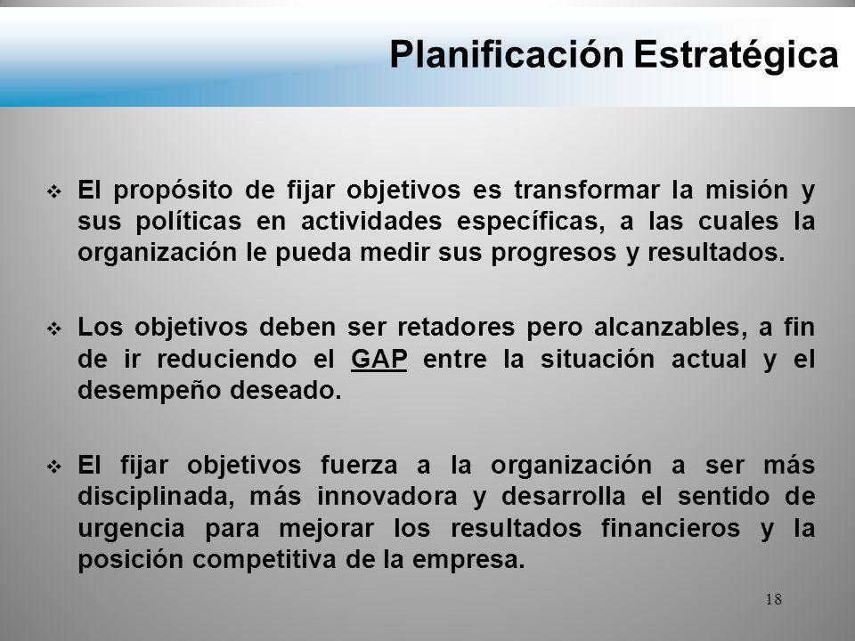 Planificación Estratégica