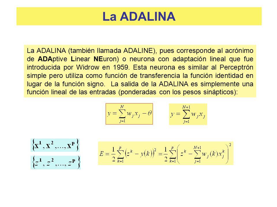 La ADALINA