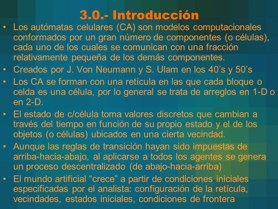 3.0.- Introducción