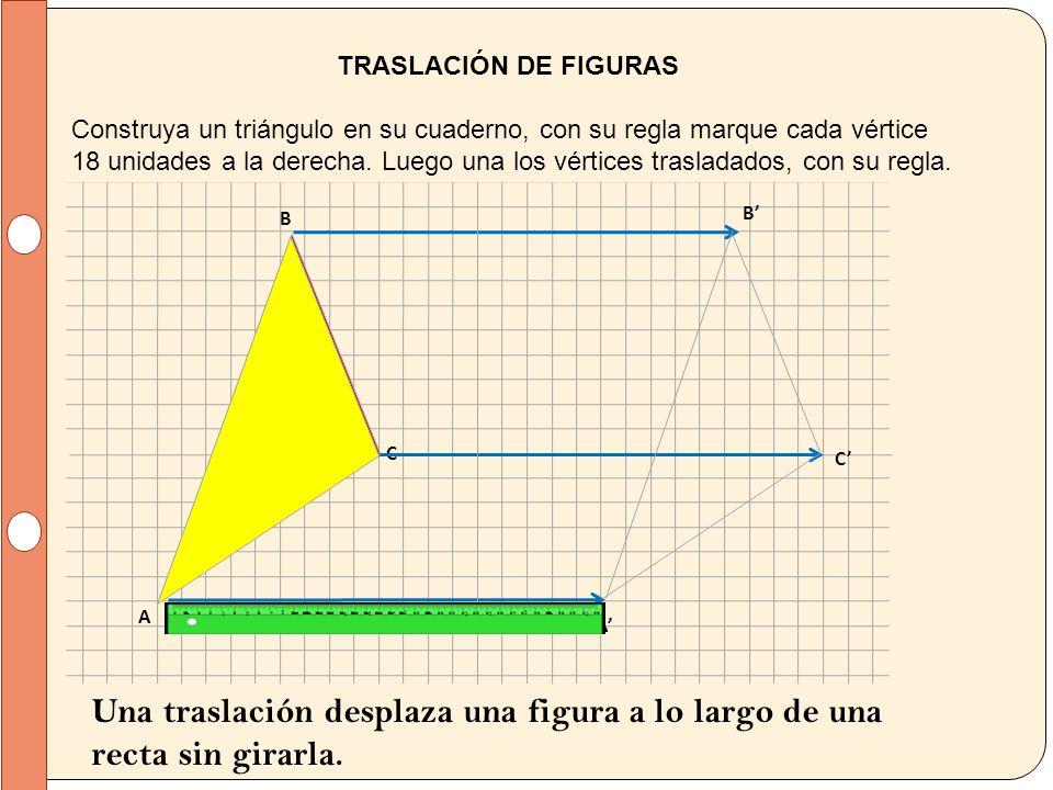 TRASLACIÓN DE FIGURAS